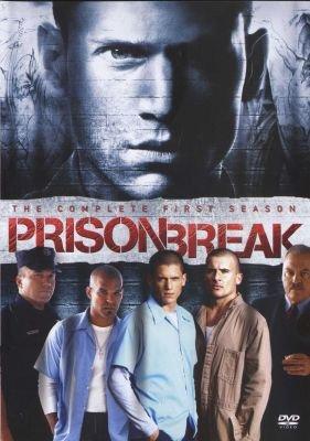 Prison Break Season 1 Dvd Boxed Set
