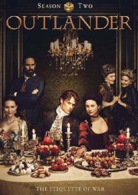 Outlander - Season 2 (DVD): Caitriona Balfe, Sam Heughan, Graham McTavish