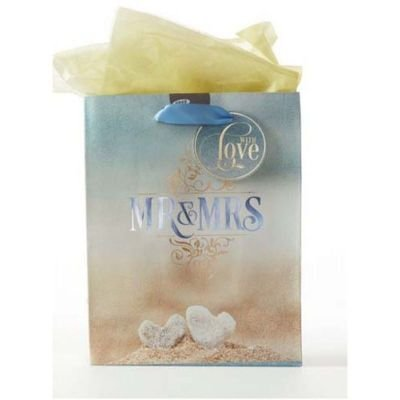 Mr & Mrs Gift Bag (Medium):