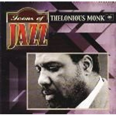 Thelonious Monk - Icons Of Jazz (CD): Thelonious Monk