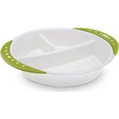 NUK Weaning Plate (Small) (Green):