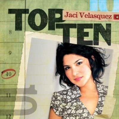 Jaci Velasquez - Top Ten (CD): Jaci Velasquez