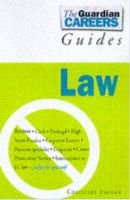 """Guardian"" Careers Guide - Law (Paperback): Fiona Boyle"