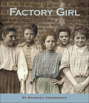 Factory Girl (Hardcover): B Greenwood