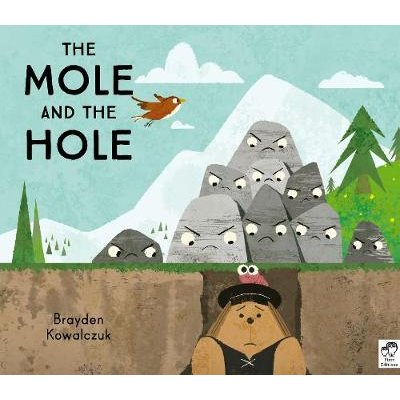 The Mole and the Hole (Hardcover, Illustrated Edition): Brayden Kowalczuk