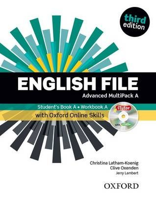 English File: Advanced: Multipack A with Online Skills - The Best Way to Get Your Students Talking (Mixed media product, 3rd...