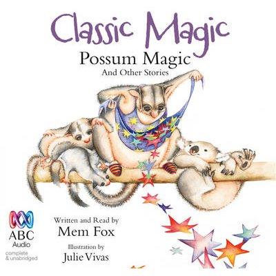 Classic Magic (Standard format, CD, Unabridged): Mem Fox