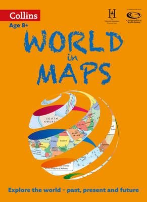 Collins Primary Atlases - World in Maps (Electronic book text): Stephen Scoffham, Collins Maps