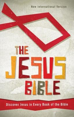 The Jesus Bible, NIV - Discover Jesus in Every Book of the Bible (Electronic book text):