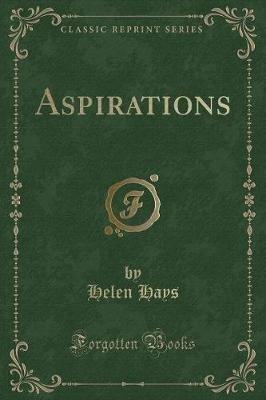 Aspirations (Classic Reprint) (Paperback): Helen Hays