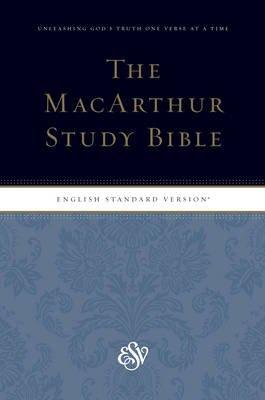 ESV MacArthur Study Bible, Personal Size (Hardcover): John MacArthur