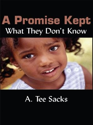 A Promise Kept - What They Don't Know (Electronic book text): A. Tee Sacks