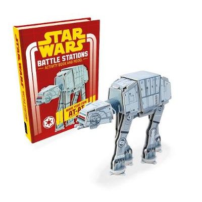 Star Wars: Battle Stations - Activity Book and Model (Novelty book): Lucasfilm Ltd