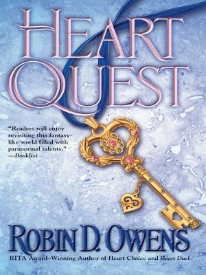 Heart Quest (Electronic book text): Robin D. Owens