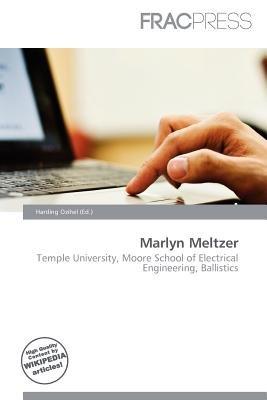 Marlyn Meltzer (Paperback): Harding Ozihel