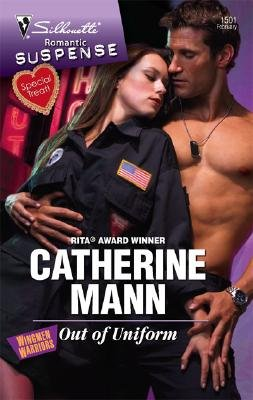 Out of Uniform (Paperback): Catherine Mann