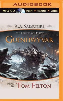 Guenhwyvar (MP3 format, CD, Unabridged): R.A. Salvatore