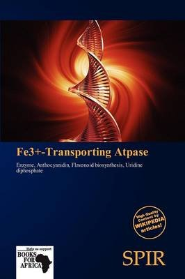 Fe3+-Transporting Atpase (Paperback):