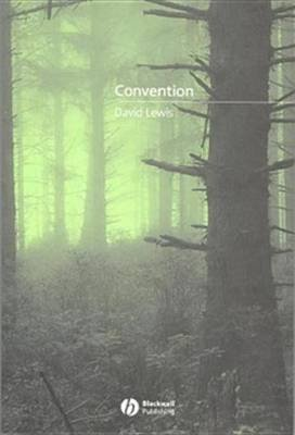 Convention - A Philosophical Study (Electronic book text, 1st edition): David Lewis