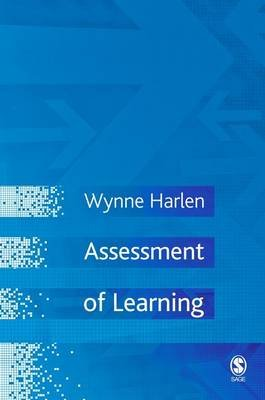 Assessment of Learning (Electronic book text): Wynne Harlen