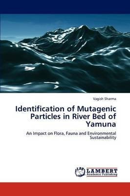 Identification of Mutagenic Particles in River Bed of Yamuna (Paperback): Vagish Sharma