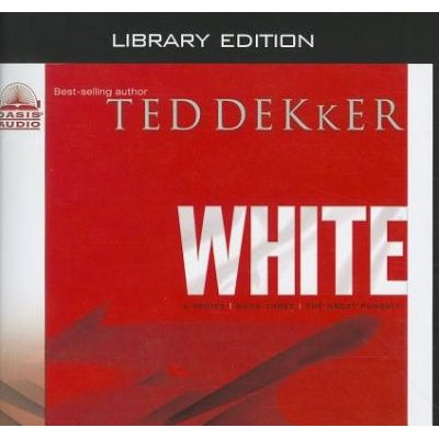 White (Library Edition) (Standard format, CD, Library, Library ed.): Ted Dekker