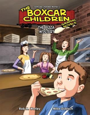 The Pizza Mystery (Electronic book text): Rob M. Worley