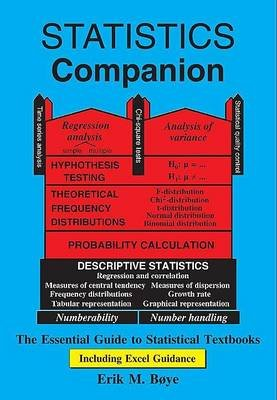 statistics companion the essential guide to statistical textbooks