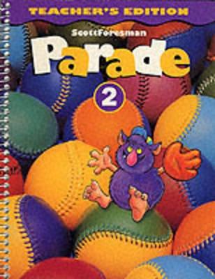 Parade, Bk.2 - Teacher's Manual (Paperback): Mario Herrera Salazar, Theresa Zanatta, Mario Herrera, et al