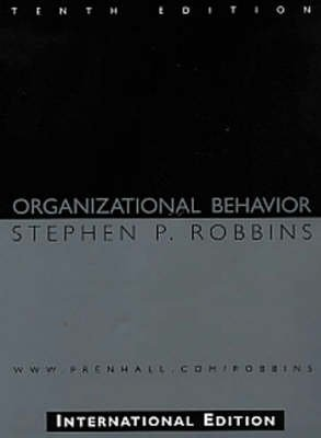 Organizational Behavior (International Edition) with Business Dictionary (Paperback): Robbins