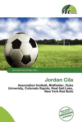 Jordan Cila (Paperback): Columba Sara Evelyn