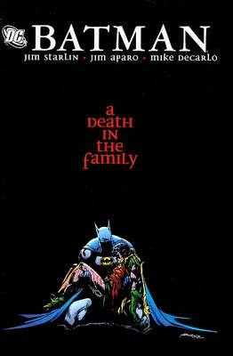 A Death in the Family (Hardcover): Jim Starlin