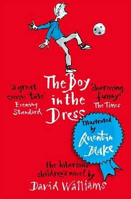 The Boy in the Dress (Paperback): David Walliams