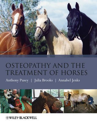 Osteopathy and the Treatment of Horses (Paperback): Anthony Pusey, Julia Brooks, Annabel Jenks