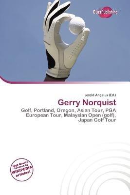 Gerry Norquist (Paperback): Jerold Angelus