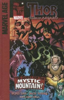 The Quest for the Mystic Mountain! (Hardcover): Stan Lee