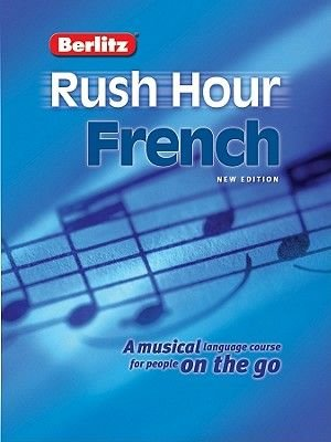 French Berlitz Rush Hour English French Paperback Revised