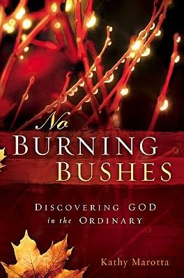 No Burning Bushes (Hardcover, First Edition,): Kathy Marotta