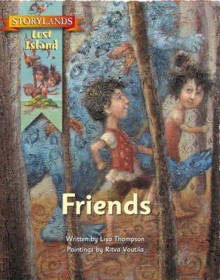 Friends (Paperback): Lisa Thompson