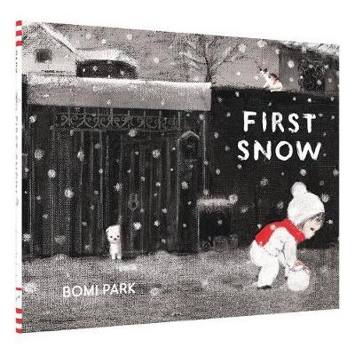 First Snow (Hardcover): Bomi Park