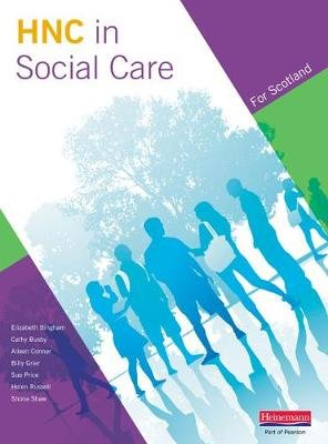 Higher National Certificate in Social Care Student Book (Paperback): Aileen Connor, Elaine Maclennan, Sue Price
