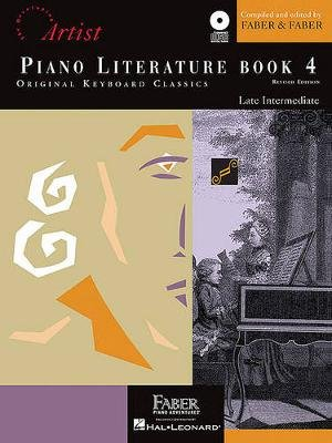 The Developing Artist - Piano Literature - Book 4 (Paperback, Revised): Nancy Faber, Randall Faber
