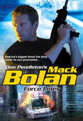 Force Lines (Electronic book text, ePub First edition): Don Pendleton