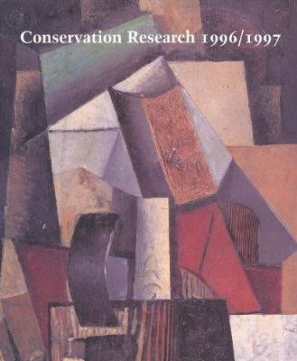 Conservation Research, 1996-1997, Volume 16 (Hardcover): National Gallery
