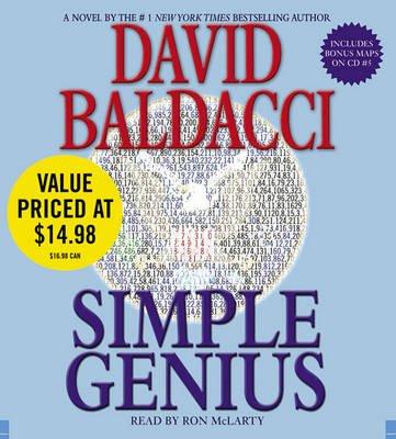 Simple Genius (Audio cassette): David Baldacci