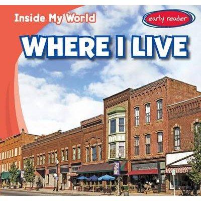Where I Live (Hardcover): Tina Benjamin