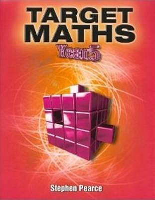 Target Maths - Year 5 (Paperback): Stephen Pearce