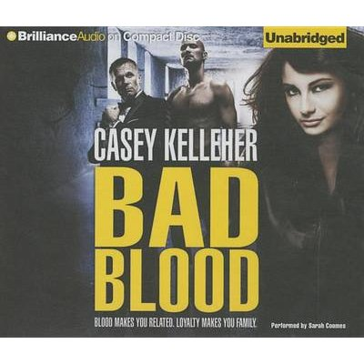 Bad Blood (Standard format, CD): Casey Kelleher