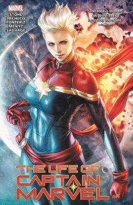 The Life Of Captain Marvel (Paperback): Margaret Stohl