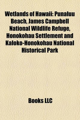 Wetlands of Hawaii - Punaluu Beach (Paperback): Books Llc